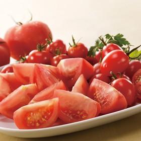 おいしいトマトは「スターマーク」で見分けよう
