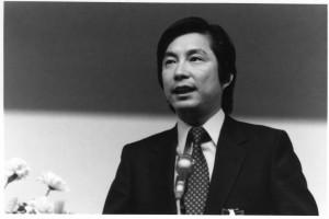 大地を守る会初代会長・藤本敏夫さん