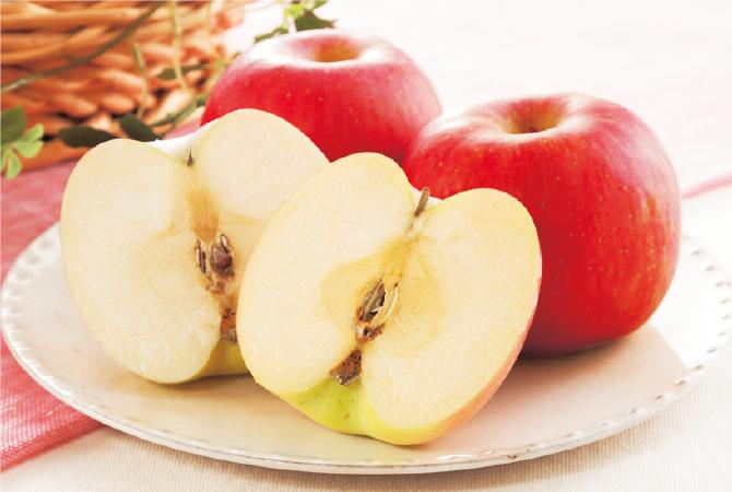 原さんのりんご