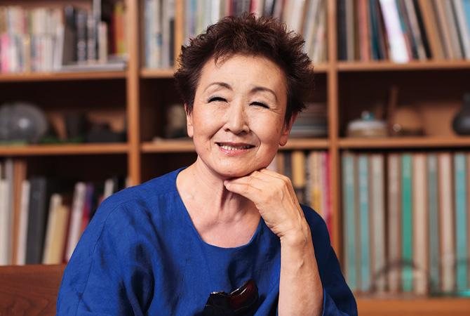 歌手・加藤登紀子さん