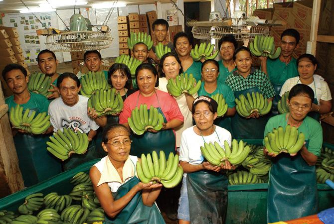バナナを食べると、世界が変わる!?