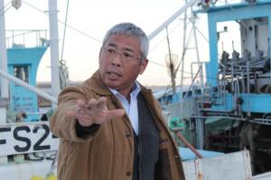 おさかな喰楽部の新年勉強会 福島の海に生きる! 漁師「新妻竹彦さん」に学ぶ