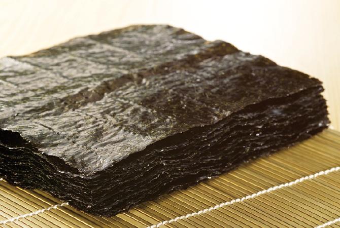 進物にもよく利用される海苔。良い海苔の基準とは?