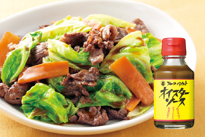 中華調味料のなかでも一本あると便利なオイスターソース
