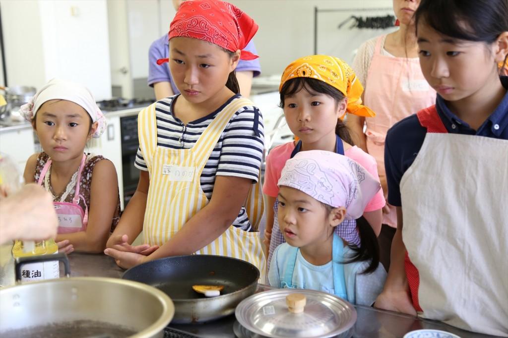 子ども料理教室