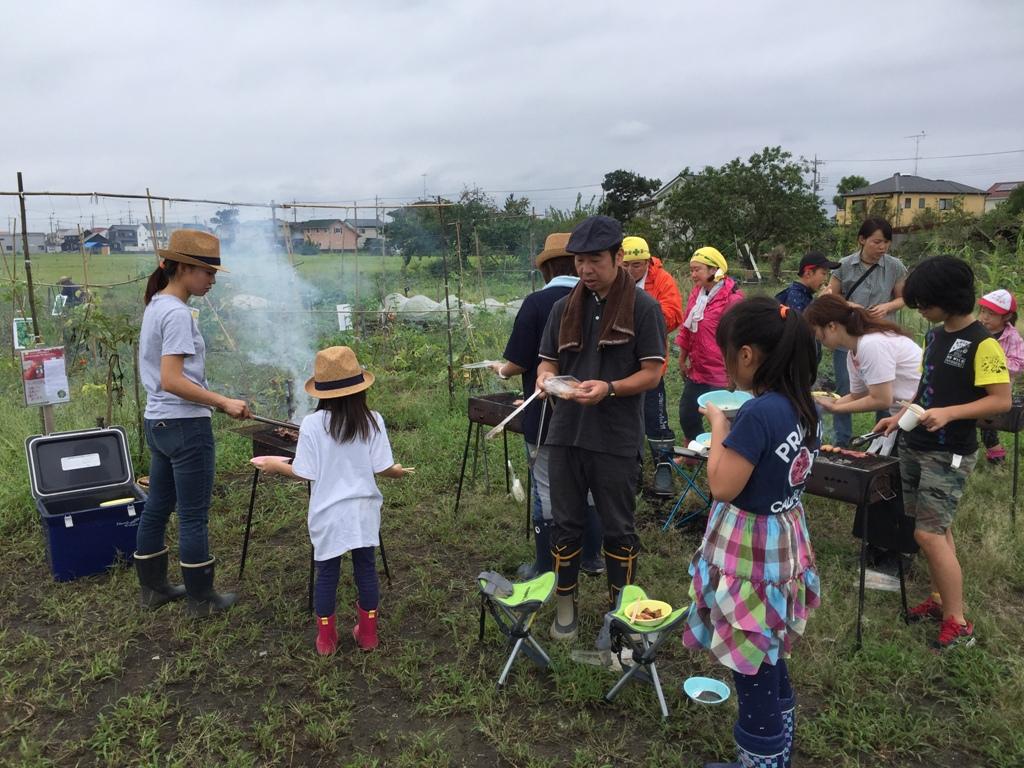 マイファーム市民農園体験