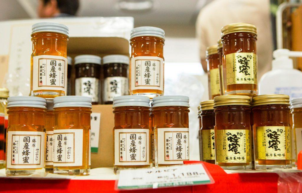 オーガニックフェスタ・藤原養蜂場