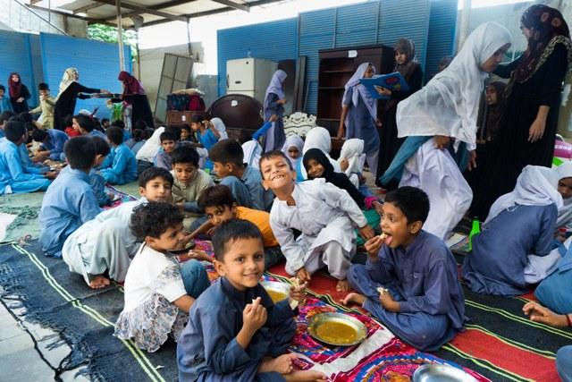 パキスタンのアルカイール・アカデミー