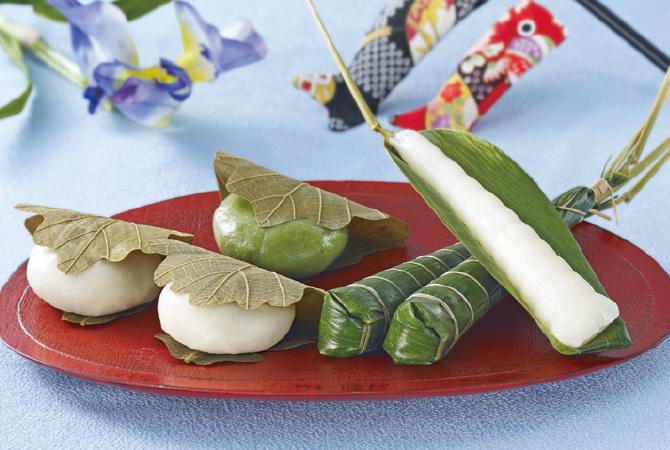 端午の節句にどうして柏もちやちまきを食べるのでしょう?