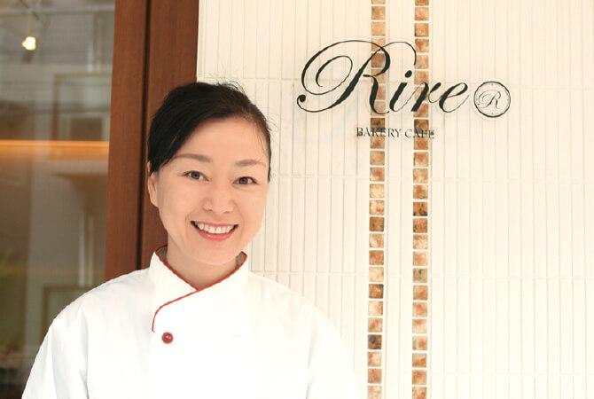 管理栄養士で料理家の堀知佐子さん