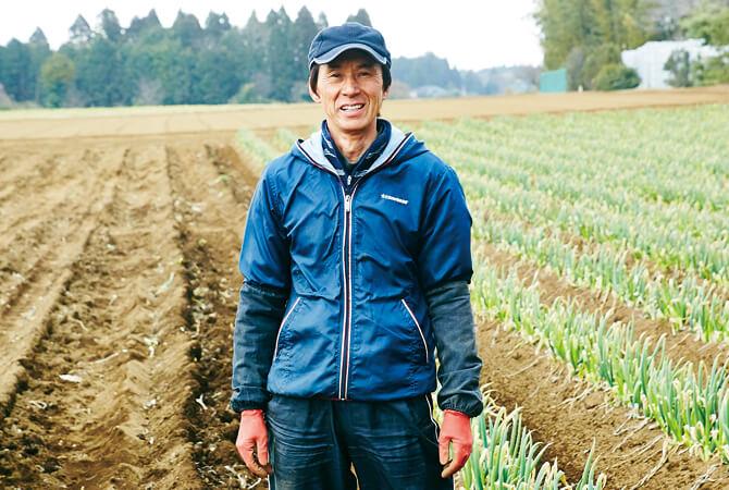 さんぶ野菜ネットワーク富谷 亜喜博さん