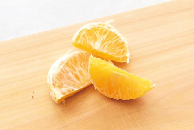 食べたい、でも面倒・・・ 柑橘の億劫を解消!