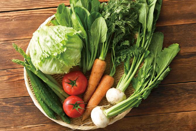野菜ボックス『ベジタ』