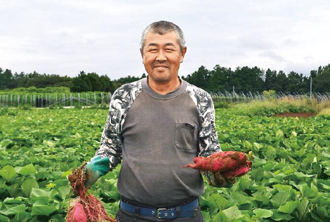 茨城県行方市 堀田信宏さん