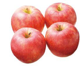 大地を守る会の『留目さんの有機ジョナゴールド(りんご)』