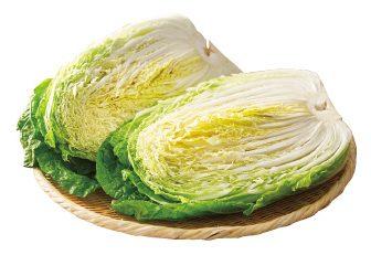 大地を守る会の『ぎゅっと凝縮甘み白菜』