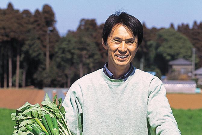 千葉県山武市さんぶ野菜ネットワーク 富谷亜喜博さん