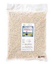 大地を守る会の『北海道十勝の味噌用完熟大豆』