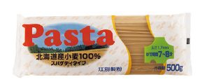 大地を守る会の『江別製粉のパスタ(スパゲティタイプ)』