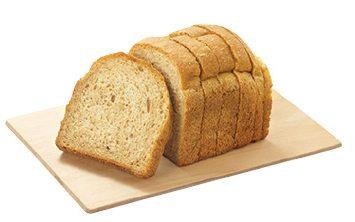 大地を守る会の『ザクセンのブランパン 砂糖・油脂不使用(6枚切)』