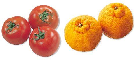 大地を守る会の『本場・熊本のコク甘しらぬい・450g&トマト・400g』