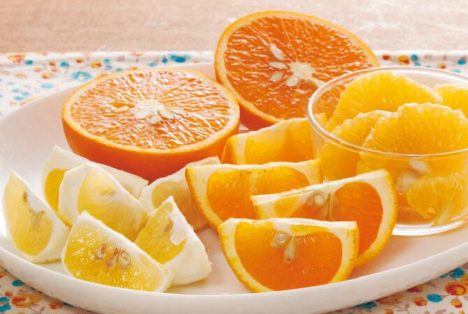 本物のおいしさが詰まっている、大地を守る会で扱っている柑橘