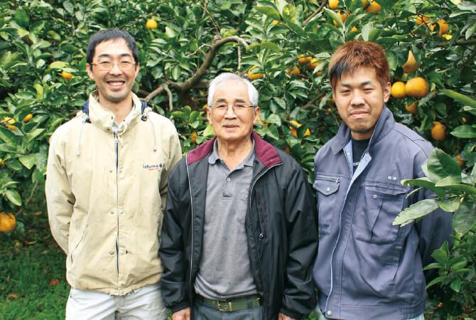 熊本県水俣市 肥薩自然農業グループの皆さん