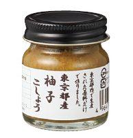大地を守る会の『東京都産の原料でつくった柚子こしょう』