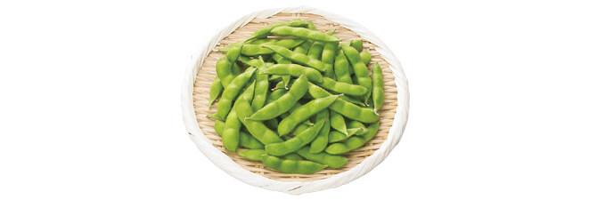 うま味ふっくら枝豆