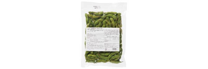 山形県おきたま産の冷凍ちゃ豆