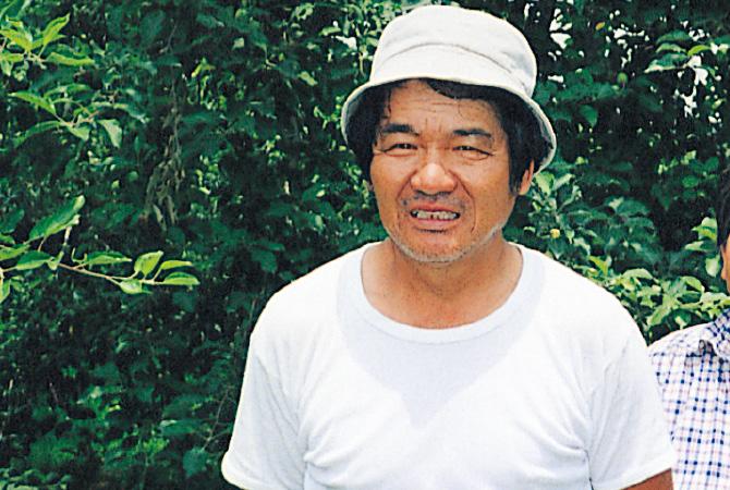 紅玉(りんご)生産者、山形県高畠町おきたま興農舎 金子吉孝さん