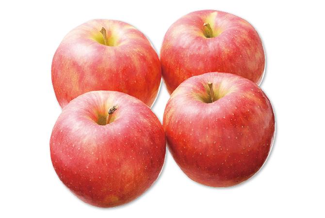 留目さんの有機ジョナゴールド(りんご)