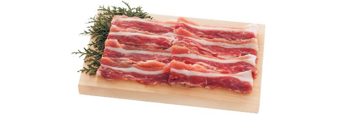 大地うまみこい豚バラスライス