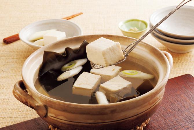 湯豆腐 イメージ写真
