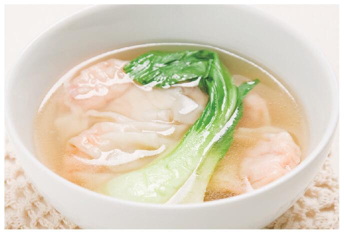 中華スープ(ワンタン) イメージ写真