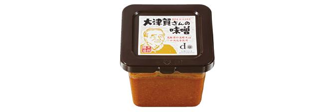 特撰 大津賀さんの味噌・450g(カップ