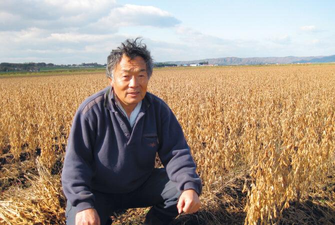 北海道のキタアカリ(じゃがいも)生産者、北海道帯広市 平譯 優さん