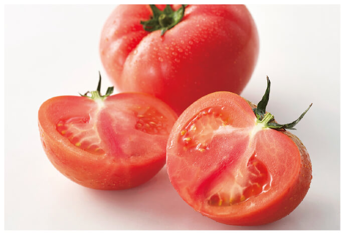 水切り栽培のうま夏トマト イメージ写真
