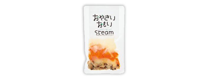 おやさいおもいsteam 味噌汁の具ミックス
