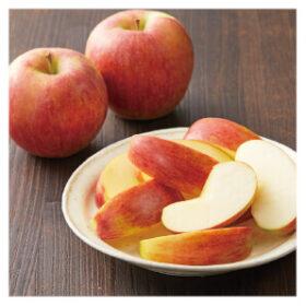 りんご界のサラブレット、「シナノスイート」。