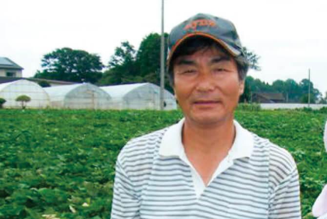 ほくほくさつまいも・紅あずま生産者、茨城県行方市 堀田 義明さん