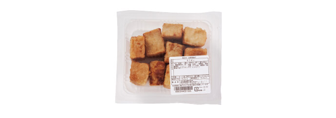 豆腐のからあげ