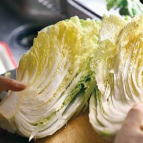 年末年始こそ白菜はまさに食べどき!