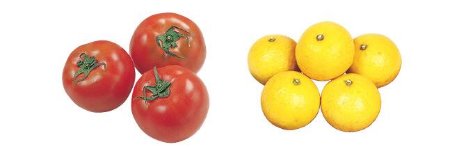 トマト・400g&ニューサマーオレンジ・500g