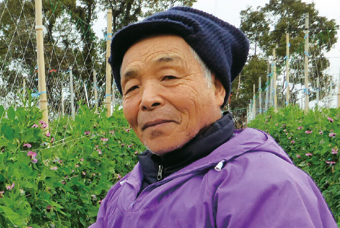 熊本のグレープフルーツ生産者、熊本県上天草市 もっこす倶楽部 藤本税さん