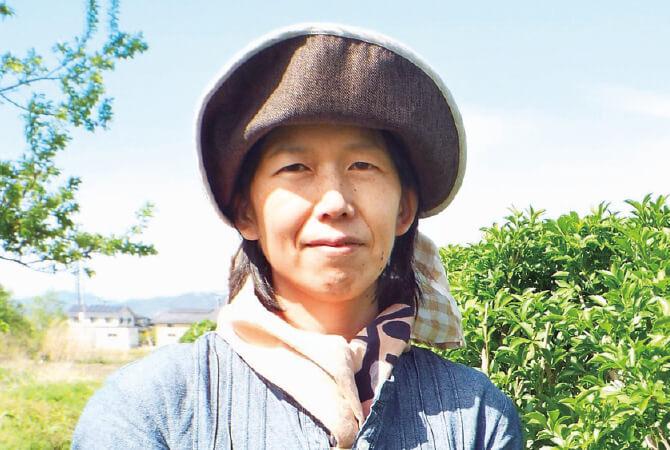 枝豆生産者、山形県高畠町 おきたま興農舎 小林和香子さん