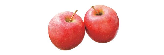 10月のりんご